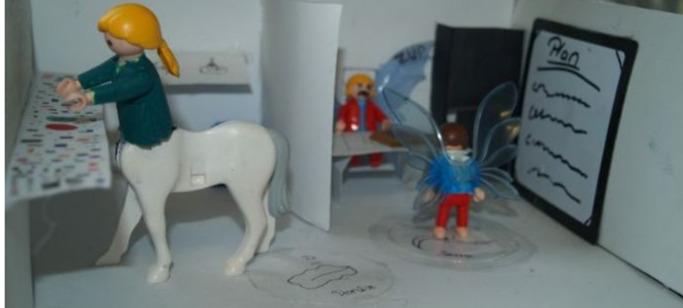 Artemis Fowl kämpft gegen den Troll – Lesekisten der Klasse 6a