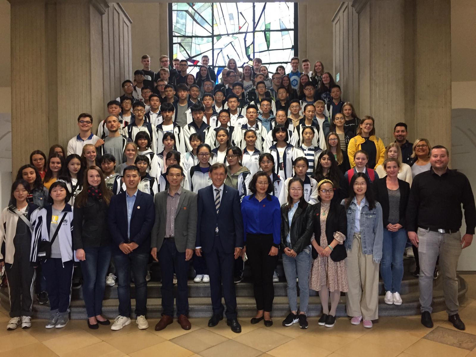 China meets Germany – Ein Erfahrungsbericht zum Schüleraustausch