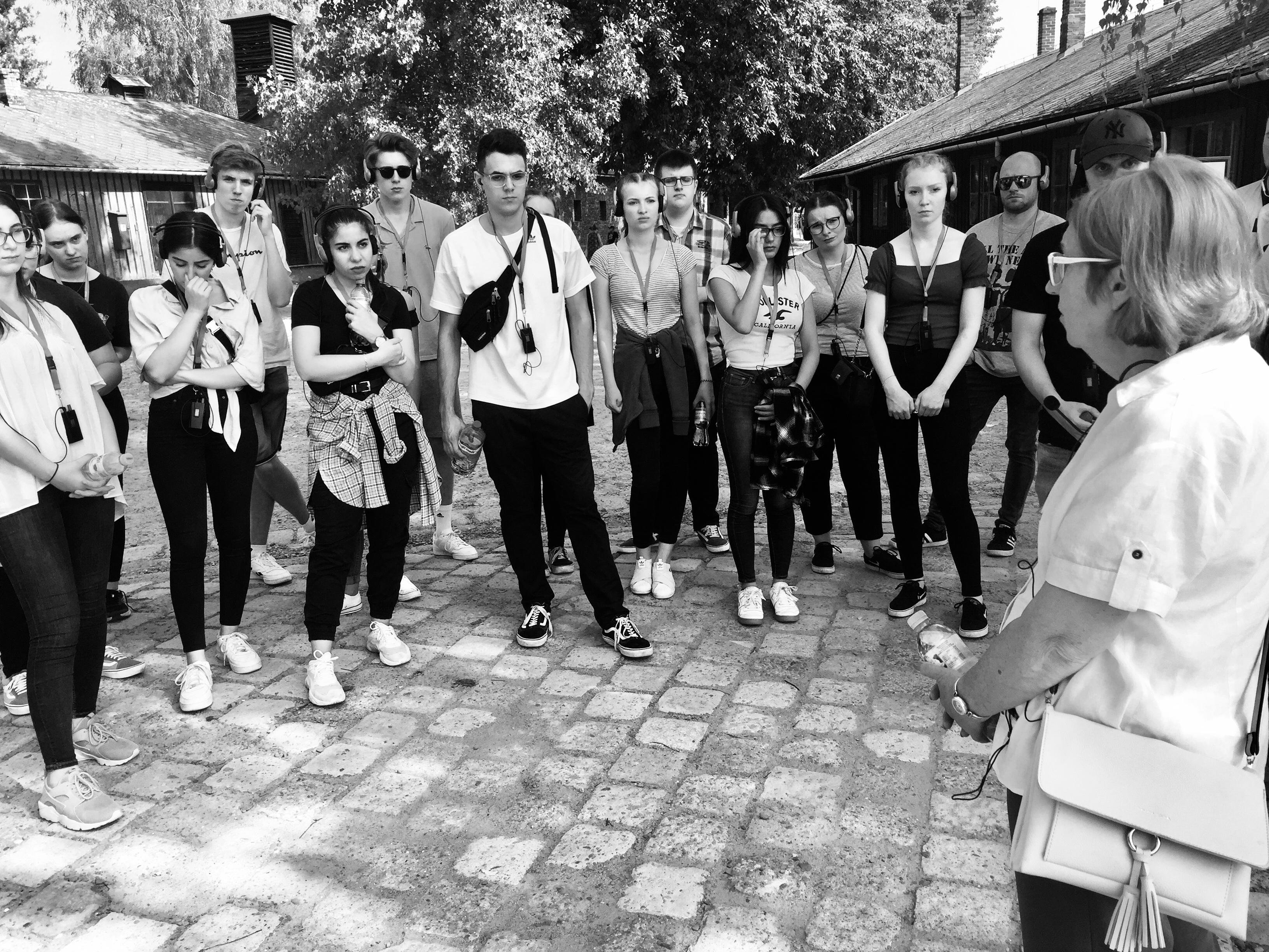 Studienfahrt nach Auschwitz